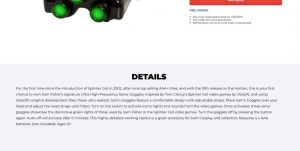 Gamestop leaks that a new Splinter Cell is coming
