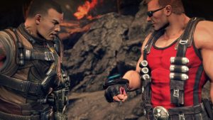 Gearbox reveals a new teaser with Duke Nukem and Sato for PAX East