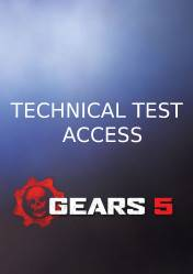 Buy GEARS 5 TECHNICAL TEST ACCESS XBOX ONE CD Key