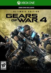 Buy Gears of War 4 Ultimate Edition XBOX ONE CD Key