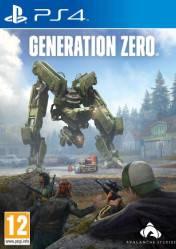 Buy Generation Zero PS4