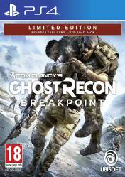 Buy Ghost Recon Breakpoint PS4