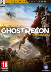 Buy Ghost Recon Wildlands Deluxe Edition pc cd key for Uplay