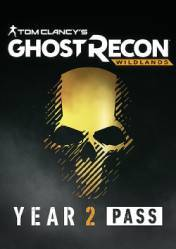 Buy Ghost Recon Wildlands Year 2 Pass PC CD Key