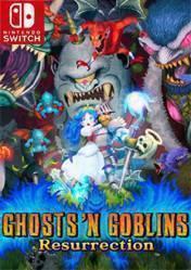 Buy Cheap Ghosts n Goblins Resurrection NINTENDO SWITCH CD Key