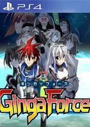 Buy Cheap Ginga Force PS4 CD Key