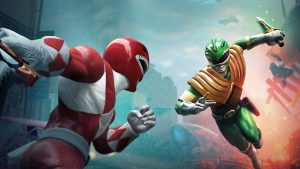 Go Go Power Rangers: Hasbro and Lionsgate presents their game