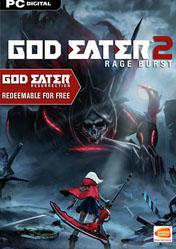 Buy Cheap GOD EATER 2 Rage Burst PC CD Key
