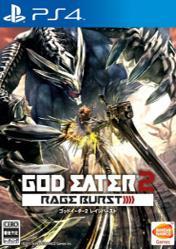 Buy God Eater 2: Rage Burst PS4