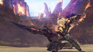 God Eater 3 shows its opening