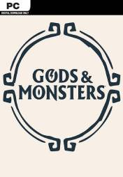 Buy Cheap Gods & Monsters PC CD Key