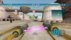 GOG re-edits Star Wars: Episode I Racer for PC