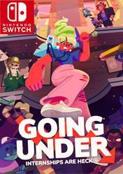 Buy Cheap Going Under NINTENDO SWITCH CD Key
