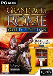 Buy Cheap Grand Ages Rome Gold PC CD Key