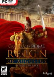 Buy Grand Ages Rome Reign of Augustus DLC pc cd key for Steam