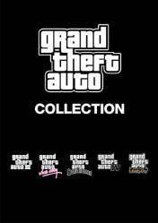 Buy Cheap GRAND THEFT AUTO COLLECTION PC CD Key
