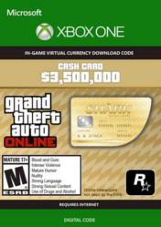 Buy Cheap Grand Theft Auto Online $3500000 Whale Shark Cash Card XBOX ONE CD Key
