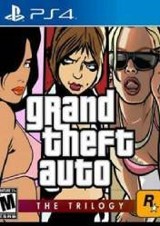 Buy Cheap Grand Theft Auto: The Trilogy PS4 CD Key