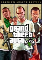 Buy GRAND THEFT AUTO V: PREMIUM ONLINE EDITION pc cd key