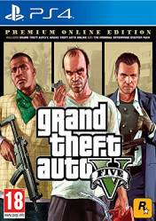 Buy GRAND THEFT AUTO V: PREMIUM ONLINE EDITION PS4 CD Key