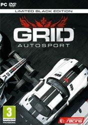 Buy Grid Autosport Limited Black Edition PC CD Key