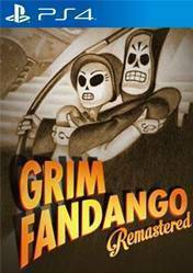 Buy Cheap Grim Fandango Remastered PS4 CD Key