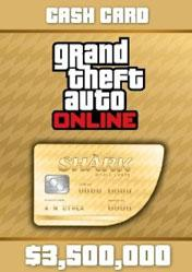 Buy GTA Online The Whale Shark Cash Card 3.500.000$ PC CD Key