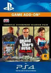 Buy GTA V Criminal Enterprise Starter Pack PS4