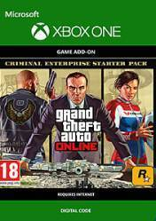 Buy Cheap GTA V Criminal Enterprise Starter Pack XBOX ONE CD Key