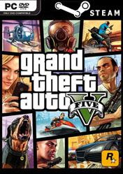 Buy Cheap GTA V – Grand Theft Auto 5 (Steam Edition) PC CD Key