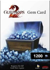 Buy Cheap Guild Wars 2 1200 Gems PC CD Key