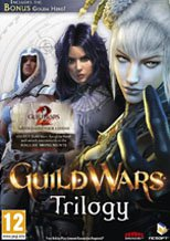 Buy Guild Wars Trilogy pc cd key