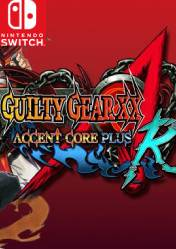 Buy Cheap GUILTY GEAR XX ACCENT CORE PLUS R NINTENDO SWITCH CD Key