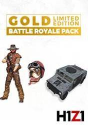 Buy H1Z1: Gold LIMITED EDITION Battle Royale Pack PC CD Key