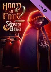 Buy Hand of Fate 2 The Servant and the Beast pc cd key for Steam