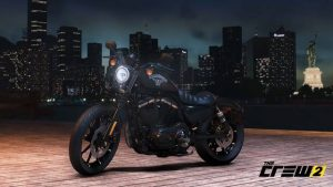 Harley-Davidson's motorbikes will be available exclusively on The Crew 2 for a year