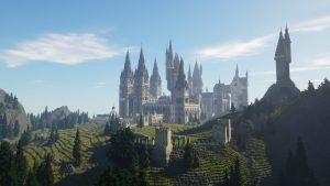Harry Potter RPG is now available in Minecraft, but in alpha