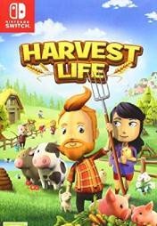 Buy Cheap Harvest Life NINTENDO SWITCH CD Key