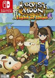Buy Cheap Harvest Moon: Light of Hope NINTENDO SWITCH CD Key