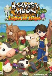 Buy Cheap Harvest Moon: Light of Hope PC CD Key