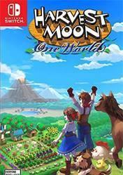 Buy Cheap Harvest Moon One World NINTENDO SWITCH CD Key