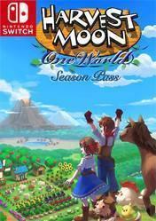 Buy Cheap Harvest Moon One World Season Pass NINTENDO SWITCH CD Key