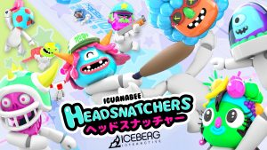 Headsnatchers is being released in July 10 in Early Access