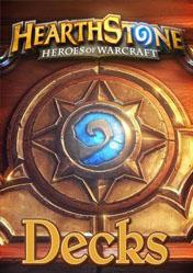 Buy HearthStone Heroes of Warcraft 10 Deck Cards pc cd key for Battlenet