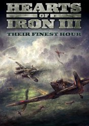 Buy Hearts of iron 3 Their Finest Hour pc cd key
