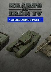 Buy Cheap Hearts of Iron IV: Allied Armor Pack PC CD Key