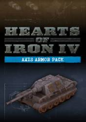 Buy Cheap Hearts of Iron IV: Axis Armor Pack PC CD Key
