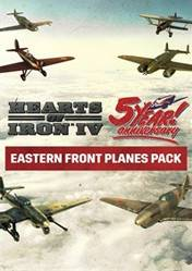 Buy Hearts of Iron IV: Eastern Front Planes Pack PC CD Key