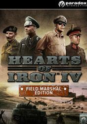 Buy Hearts of Iron IV Field Marshal Edition PC CD Key