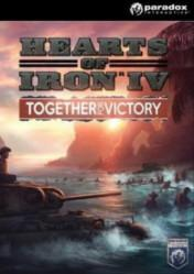 Buy Cheap Hearts of Iron IV Together for Victory PC CD Key